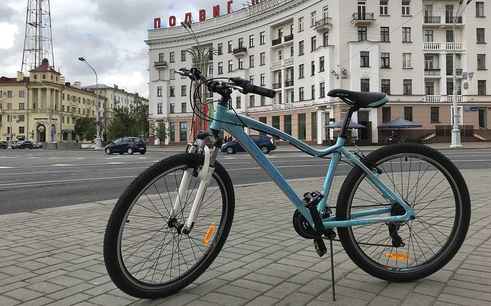 Велопрокат Площадь Победы